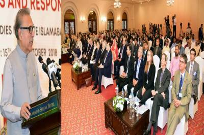 Induction of lethal weapons by India threat to South Asia: President