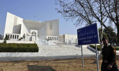 ISI headquarters get four weeks warning from Supreme Court