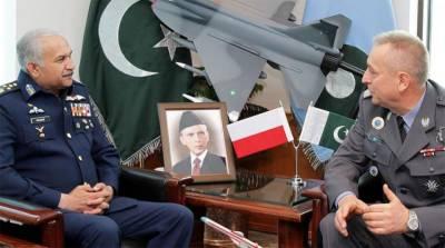 Pak, Poland agree to enhance defense cooperation