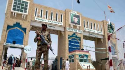 Pakistan Afghanistan border shut at
