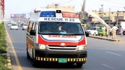 Seven killed in Sargodha road accident