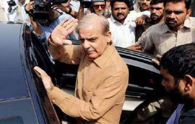 Shahbaz Sharif physical remand extended by 14 days