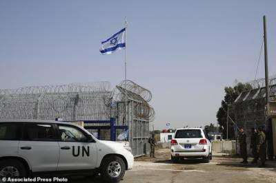 Syria reopens key crossings with Jordan, Israeli-controlled Golan