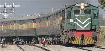 Train crash kills at least eight people including women and children in Pakistan