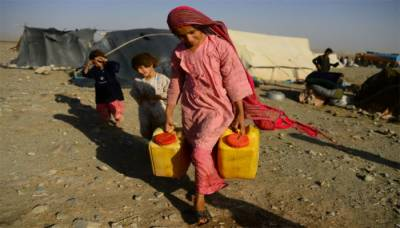 UN warns over 3 mln Afghans in urgent need of food