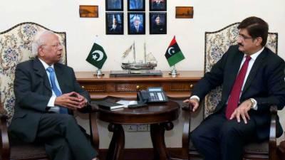 Work in progress on civil reforms in Sindh: CM Murad