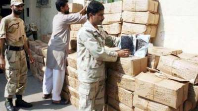 ANF seizes drugs valuing Rs2.144b