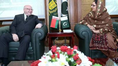 Belarus, Italy express desire to expand cooperation with Pakistan in defence sector