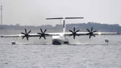 China stuns World with World's largest Ambhibious Aircraft capabilities