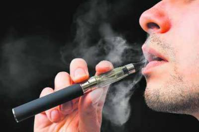 E-cigarettes negatively impact wound healing