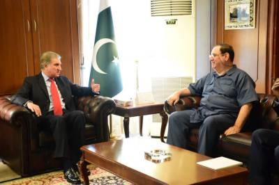 FM, Iraqi envoy discuss visa problems