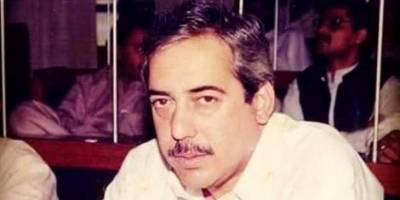 Murtaza Bhutto's 22nd death anniversary today