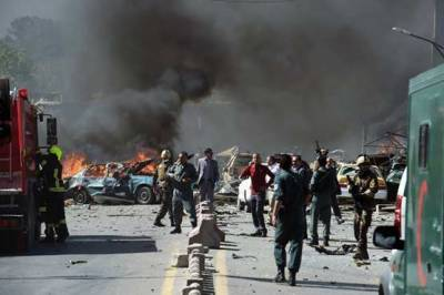 Number of dead and wounded in Afghanistan polls related violence cross 130