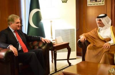Pakistan makes an offer to Qatar