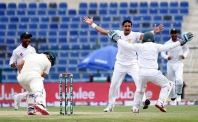 Pakistan win second Test