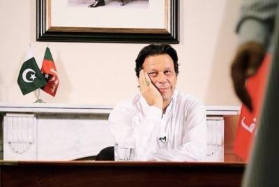 PM Imran Khan responds over deadly train accident in India