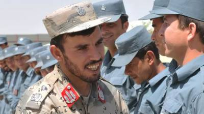 Police chief killed in Kandahar firing
