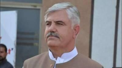 Success of Zarb-e-Azb, Radul Fasad reduced crime, uprooted terrorist: KP CM