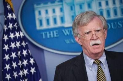 John Bolton in Moscow for tough talks on nuclear treaty
