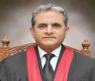 Justice Muhammad Anwaarul Haq to take oath of LHC CJ today