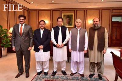 National Water Council first meeting summoned by PM Imran Khan