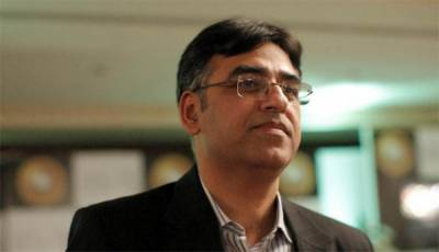 -Pakistan Pakistan Finance Minister Asad Umar makes startling claims about US dollar