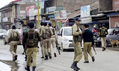 UN chief urged to stop India from spilling blood in IOK