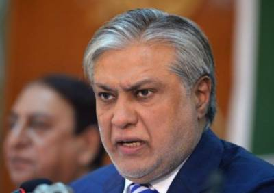 Disgruntled Ishaq Dar is not ashamed off his corruption cases