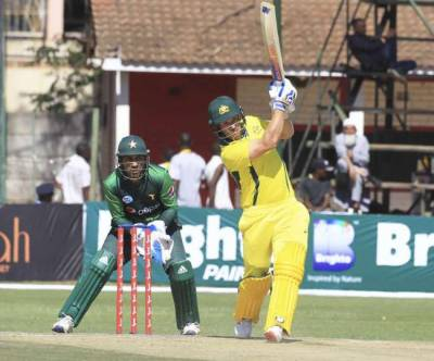 Finch confident Australia can bounce back against Pakistan