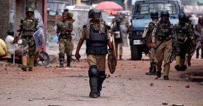 Indian security forces using excessive force: UN report