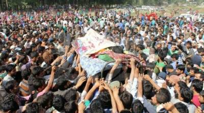 Indian troops martyr 7 more youth in Occupied Kashmir