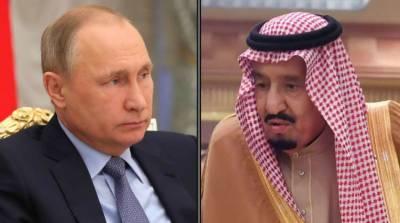 King Salman, Russian President discuss ongoing investigation into Khashoggi's killing