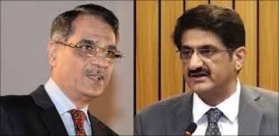 Mega money laundering case: CJP summons CM Murad Ali Shah