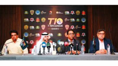Participation of top Pakistan players a huge boost to T10 League