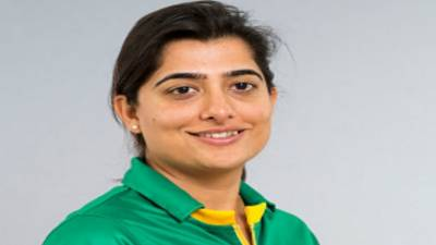 Sana Mir terms Imran Khan, M.S. Dhoni as her favorite players
