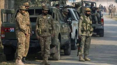 Security forces recover suicide jacket in Khyber