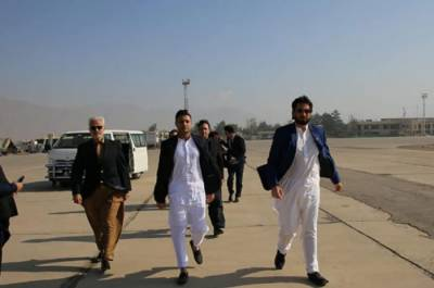 Shehryar Afridi, Zulfi Bukhari visit Pak-Iran border