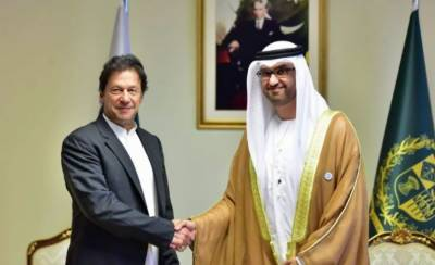 UAE delegation called on PM Imran Khan