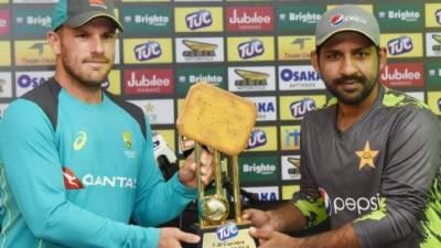 Australia left fuming at umpire in T20 match against Pakistan
