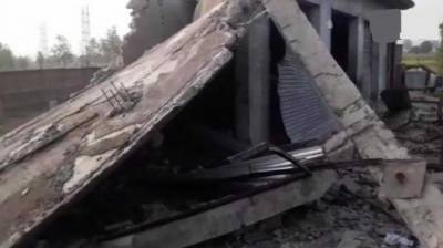 Blast at firecracker factory in India kills 8