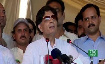 Chaudhry Nisar Ali Khan again hits out at Nawaz Sharif