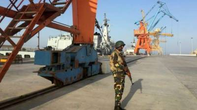 Chinese debts to Pakistan account for only 6.3% of Pakistan total debts