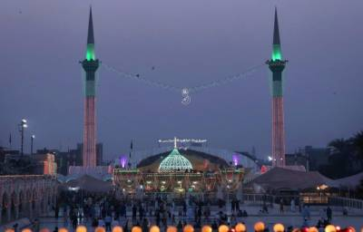 Hazrat Data Ganj Bakhsh 975th Urs kicks off in Lahore