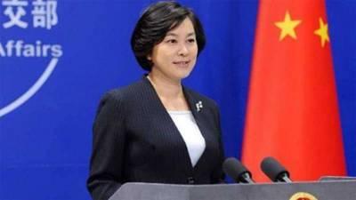 Pak-China ties pillar for regional peace, stability: Spokesperson