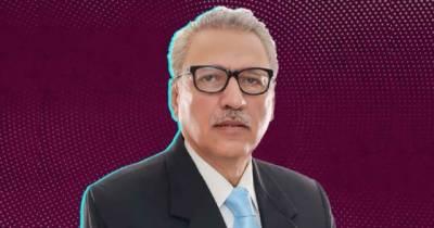 President Alvi to leave for Turkey on Oct 28