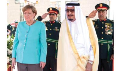 Saudi Arabia gets a diplomatic blow over Khashoggi murder