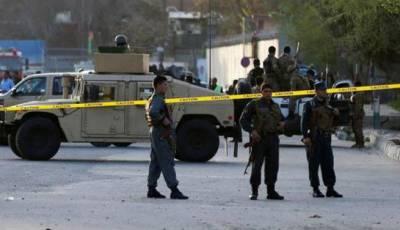 Suicide attack in Afghanistan kills 5