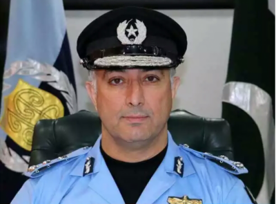 IG Islamabad Jan Muhammad removed from post unceremoniously