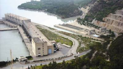 In a historic move first ever mega hydropower project under CPEC kicks off