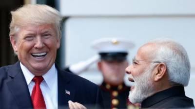 India faces huge embarrassment from US President Donald Trump